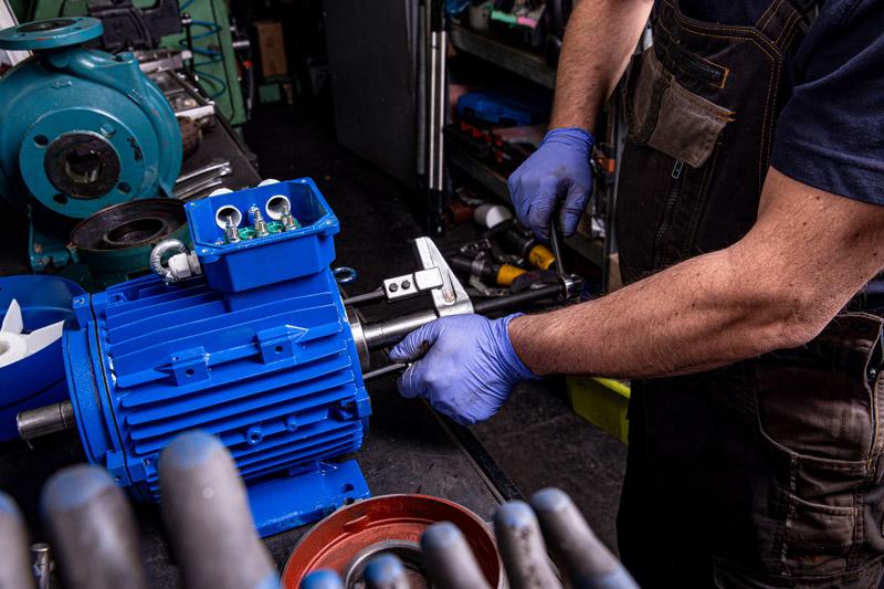 regeneracja silników elektrycznych